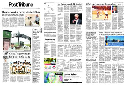 Post-Tribune – February 11, 2019