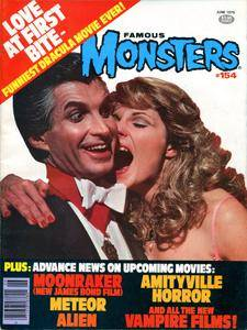 Famous Monsters of Filmland 154