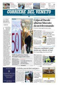 Corriere del Veneto Venezia e Mestre - 6 Gennaio 2018