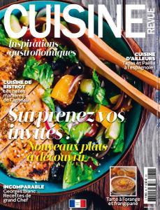 Cuisine Revue - Août-Octobre 2021