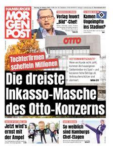 Hamburger Morgenpost – 19. Oktober 2021