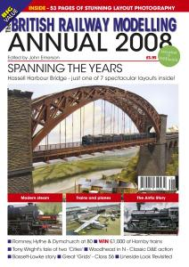 British Railway Modelling - Annual 2008