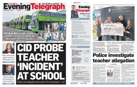 Evening Telegraph First Edition – March 05, 2019