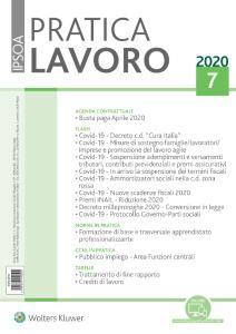 Pratica Lavoro N.7 - 4 Aprile 2020