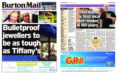Burton Mail – January 21, 2019