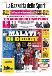 La Gazzetta dello Sport Roma – 09 ottobre 2020