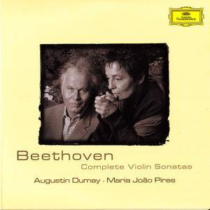 Beethoven - Complete Violin Sonatas (Augustin Dumay, Maria Joao Pires) (2002) (3CD Box Set) (REPOST)