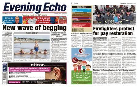 Evening Echo – June 26, 2018