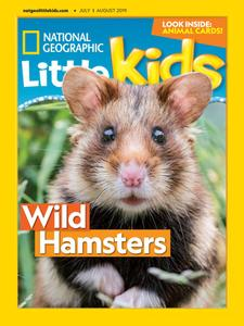 National Geographic Little Kids - July 2019