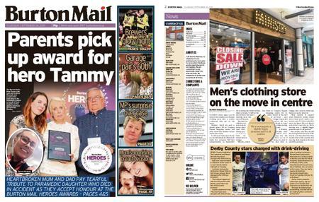 Burton Mail – September 26, 2019