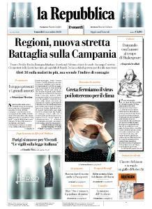 la Repubblica - 13 Novembre 2020