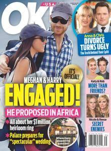 OK! Magazine USA - August 28, 2017