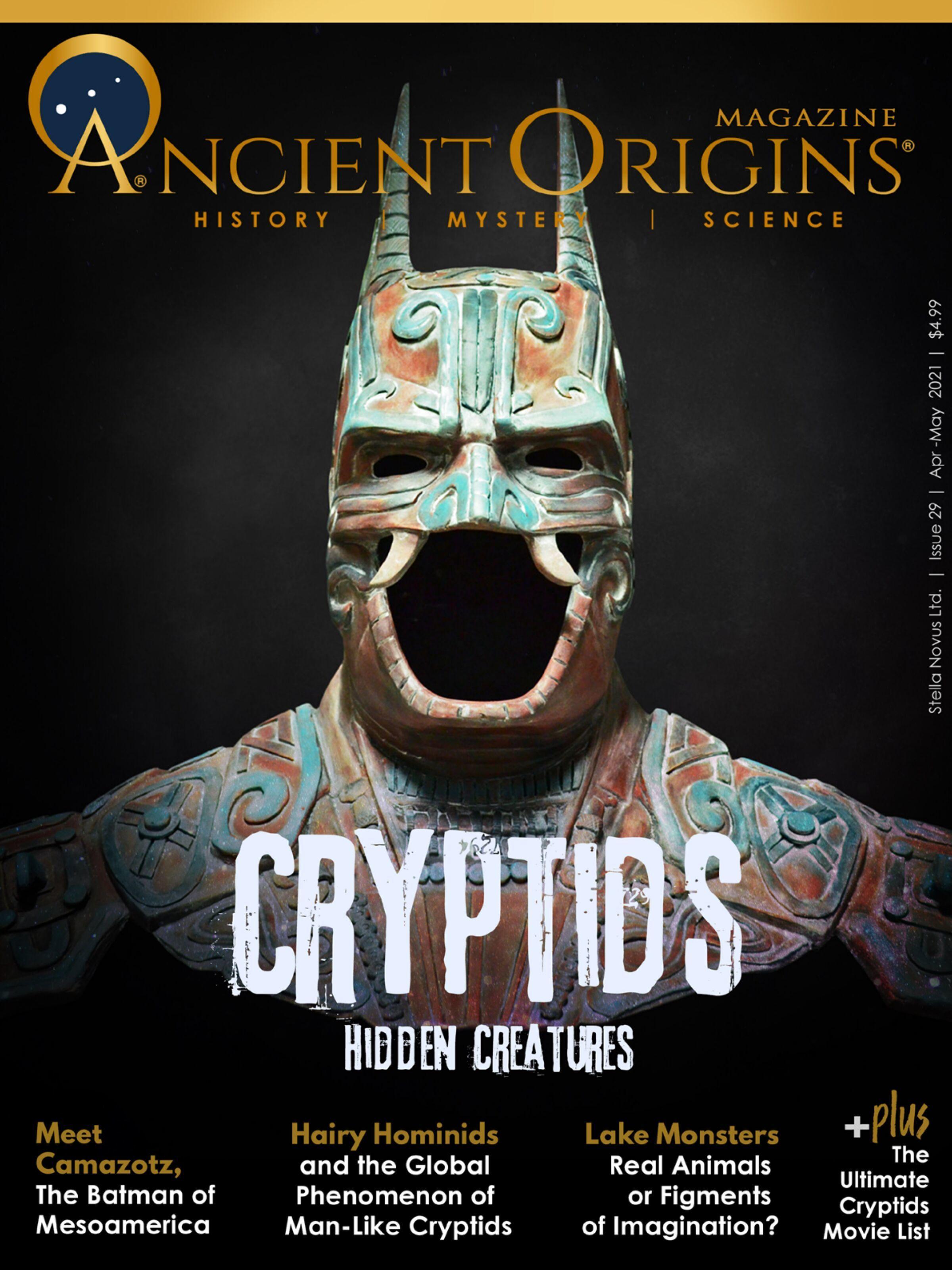 Ancient Origins Magazine – April 2021