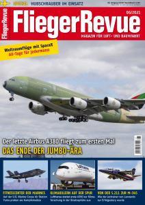FliegerRevue - Juni 2021