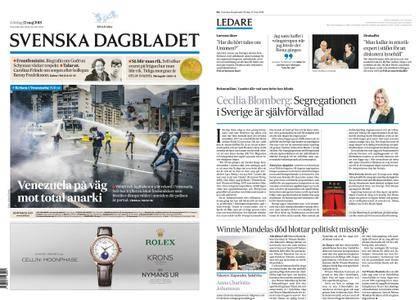 Svenska Dagbladet – 12 maj 2018