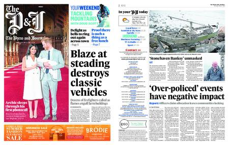 The Press and Journal Moray – May 09, 2019