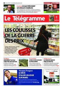Le Télégramme Ouest Cornouaille – 20 février 2021