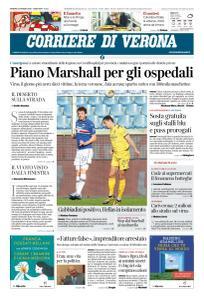 Corriere di Verona - 13 Marzo 2020