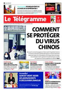 Le Télégramme Auray – 27 janvier 2020