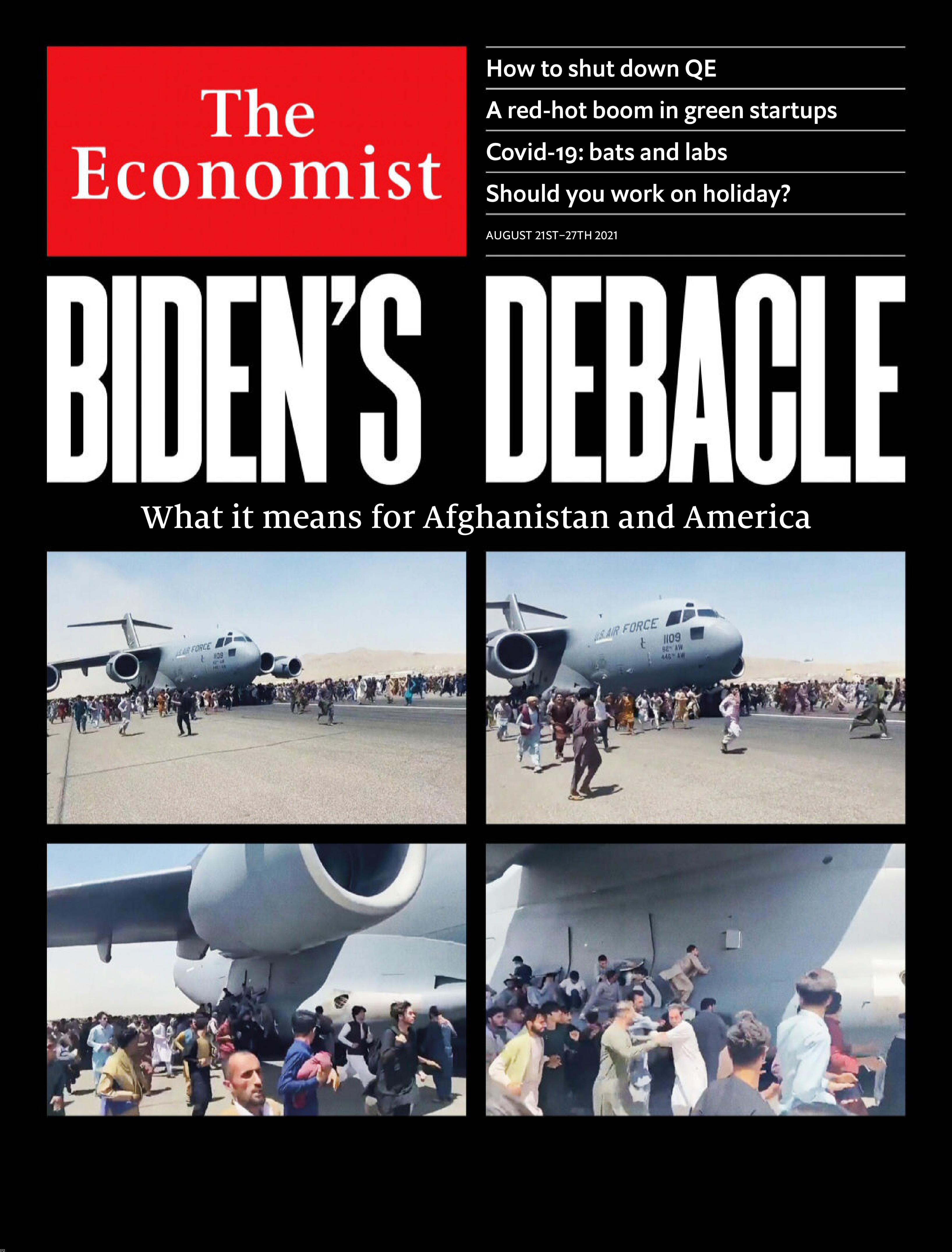 The Economist Asia Edition - August 21, 2021
