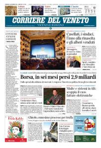 Corriere del Veneto Vicenza e Bassano – 09 dicembre 2018