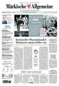 Märkische Allgemeine Luckenwalder Rundschau - 19. Juli 2018