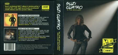 Suzi Quatro - In The Spotlight (2011) [2CD, Deluxe Edition]