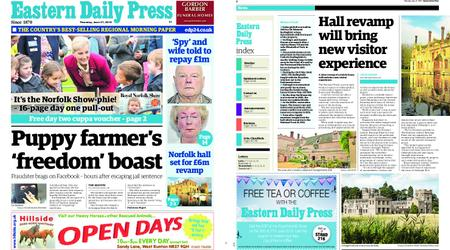 Eastern Daily Press – June 27, 2019