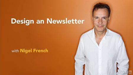 Lynda - Design a Newsletter