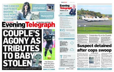 Evening Telegraph First Edition – October 04, 2018
