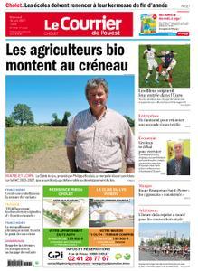 Le Courrier de l'Ouest Cholet – 16 juin 2021