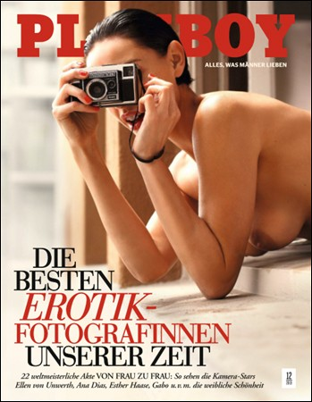 Playboy Germany - Dezember 2019