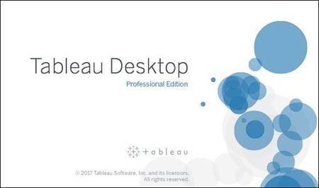 Tableau Desktop Professional Edition 2019.2.1 (x64)