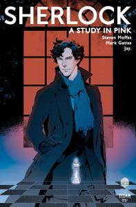 Sherlock - A Study in Pink 03 of 06 2016 4 covers digital dargh-Empire