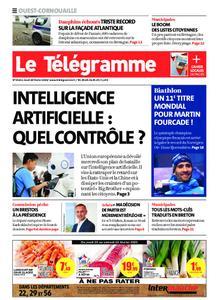 Le Télégramme Ouest Cornouaille – 20 février 2020