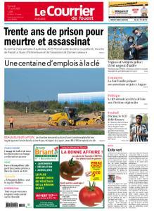 Le Courrier de l'Ouest Angers – 17 avril 2021