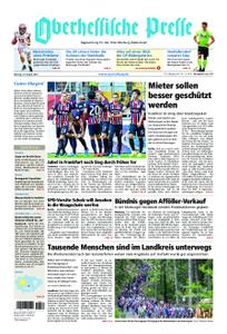 Oberhessische Presse Marburg/Ostkreis - 19. August 2019