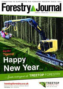 Forestry Journal – January 2018
