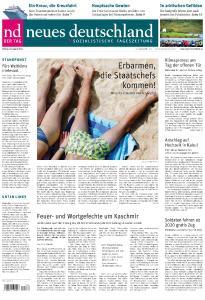 Neues Deutschland - 19 August 2019