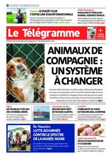 Le Télégramme Ouest Cornouaille – 10 août 2020