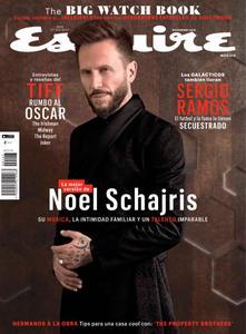 Esquire México - noviembre 2019