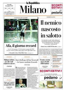 la Repubblica Milano – 28 giugno 2019