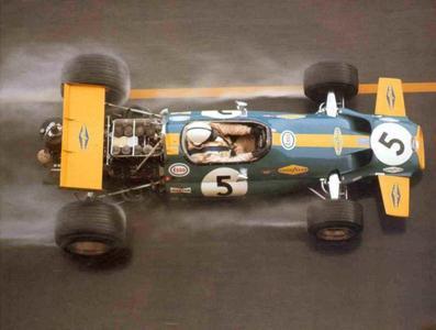 Formula one. Season 1970. Review