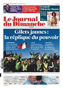 Le Journal du Dimanche - 18 novembre 2018