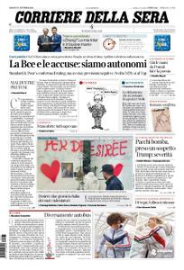 Corriere della Sera – 27 ottobre 2018