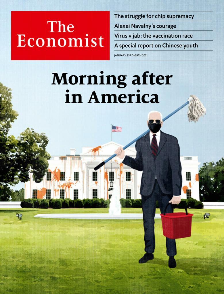 The Economist USA - January 23, 2021