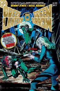 Green Lantern  Green Arrow 02
