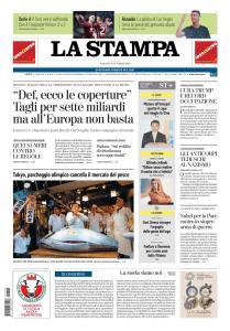 La Stampa Imperia e Sanremo - 6 Ottobre 2018