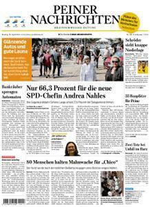 Peiner Nachrichten - 23. April 2018
