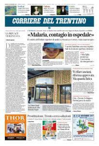 Corriere del Trentino - 10 Novembre 2017